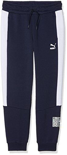 PUMA Kinder Minions Pants Hose, Peacoat, 164