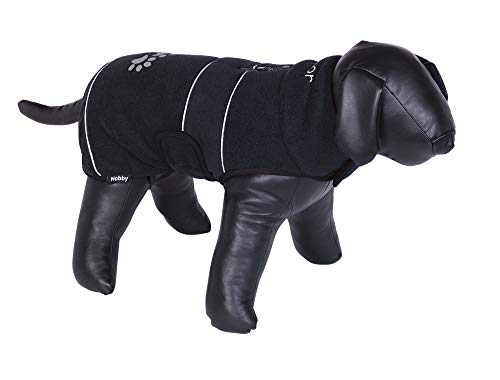 Nobby 65350 Hunde Pullover Tenia schwarz, 44 cm