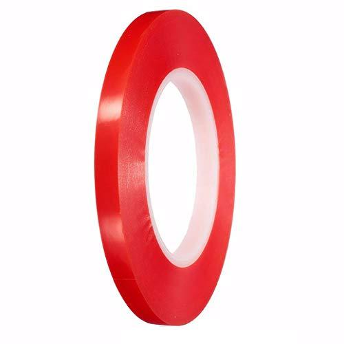 50m Doppel Seite Klebeband Starker Sticky Klebstoff für Handy Repair 2–10mm, E877