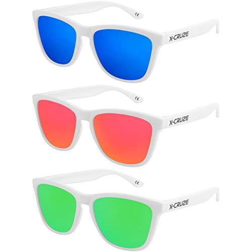 Style Nerd Lunettes de soleil Nerdbrille rétro vintage unisexe lunettes 85 différents styles
