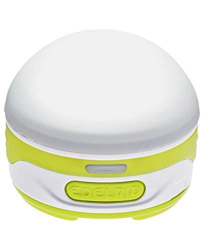 Edelrid Unisexe – Lampe pour Adulte Bodhi Snow-Oasis Petit modèle