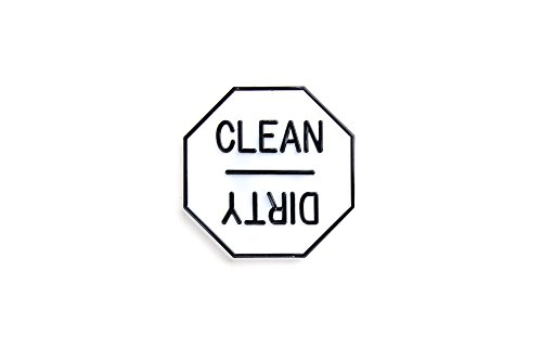 dishwasher sign magnet - 8