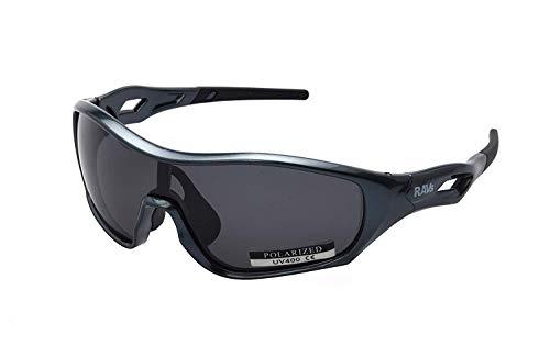 Ravs Polarized Polarisierende Gläser - Schutzbrille Sportbrille Sonnenbrille - Kitesurfbrille Radbrille Bergbrille