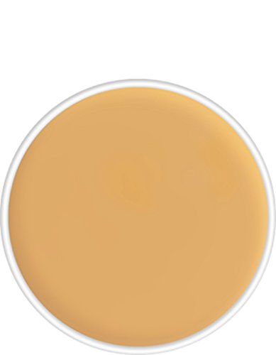 Kryolan Dermacolor Camouflage Cream Refill- 4gm ALL SHADES {Cover Tattoos/Birthmark/Vitiligo Scar Makeup} Concealer (D3)