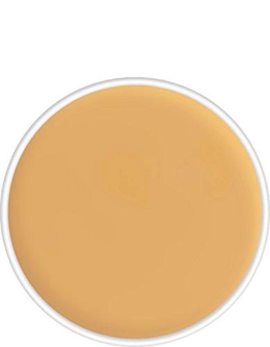 Kryolan Dermacolor Camouflage Cream Refill- 4gm ALL SHADES {Cover Tattoos/Birthmark/Vitiligo Scar Makeup} Concealer (D3)
