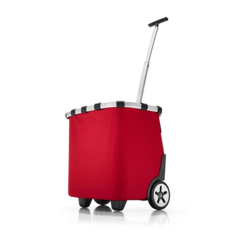 reisenthel carrycruiser Sacca, 47 cm, 40 Liters, Rosso...