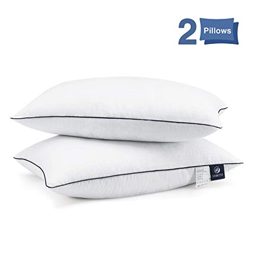 Our #4 Pick is the Sumitu Hotel Collection Gel Pillow