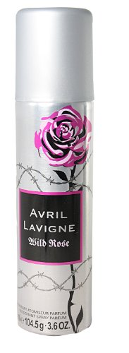 Avril Lavigne Wild Rose Deodorant Spray, 150 ml