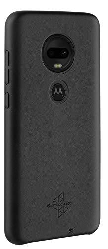 Capa Protetora Skin Case Moto G7 Plus, Motorola, 4884.0, Preta