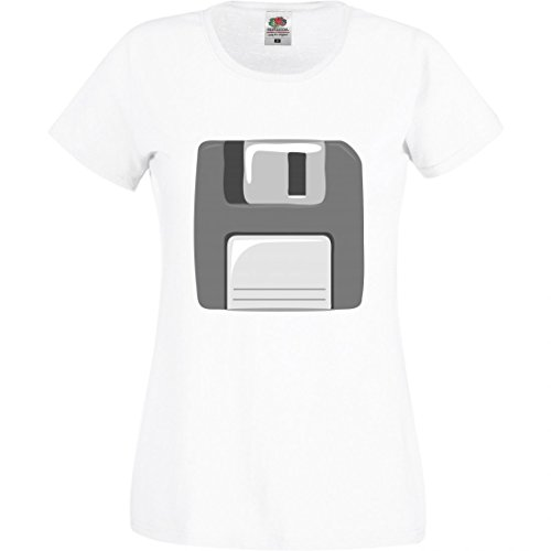 Camiseta – Disquete – Disco duro – Almacenamiento –