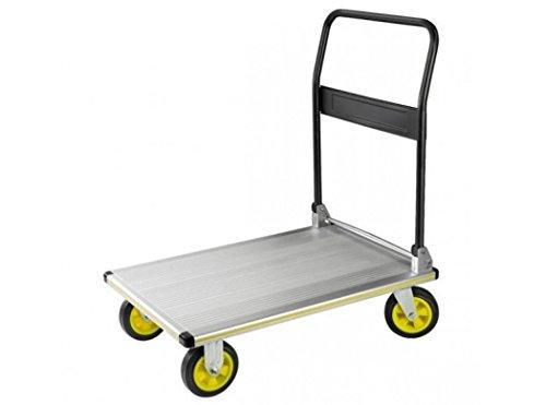 CARRIVAN - Carro Plataforma Aluminio Carrivan 300 Kg