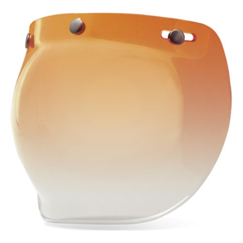 Bell Custom 500 Bubble Visier Orange