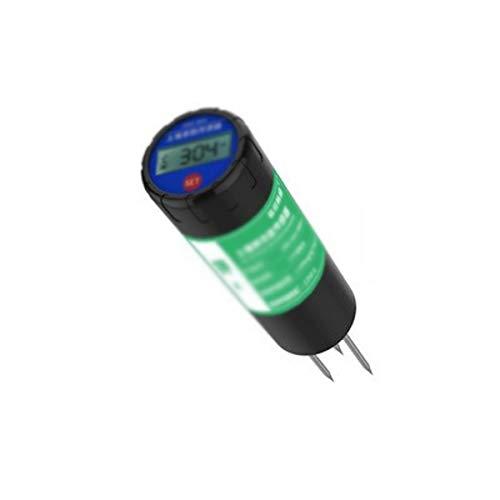 UOEIDOSB Suelo de nutrientes Fertilizantes Detector de Conductividad Ph Paramete Temperatura, Humedad y Aparato de medición del Sensor de Velocidad (Color : A)