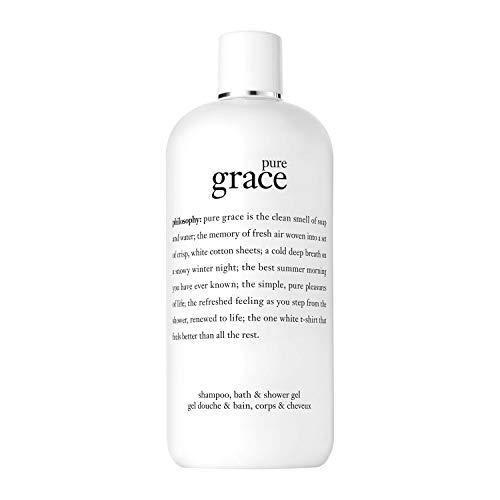philosophy Pure Grace Shampoo, Shower Gel & Bubble Bath 16 oz, Multi (I0002913)