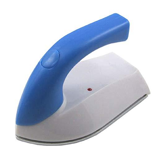 Herewegoo reisgereedschap, draagbaar, ergonomisch, compact, plakt niet op een constante temperatuur, mini-ijzer.