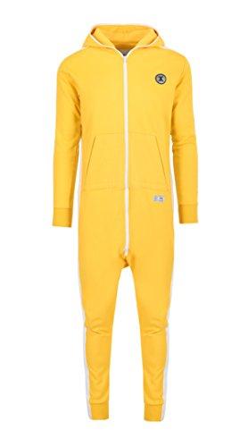 OnePiece Damen Jumpsuit Racer, Gelb (Yellow) - 3