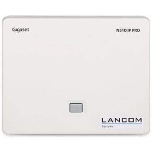 LANCOM DECT 510 IP (EU), DECT-Basisstation zur Nutzung von bis zu 6 DECT-Mobilteilen, Netzwerkintegration und Konfiguration über LANCOM VoIP-Router