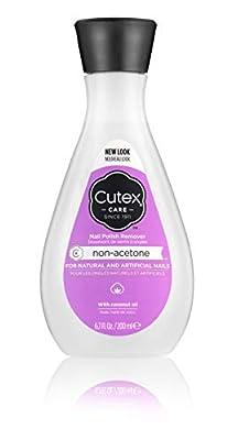 Cutex Non-Acetone Nail Polish