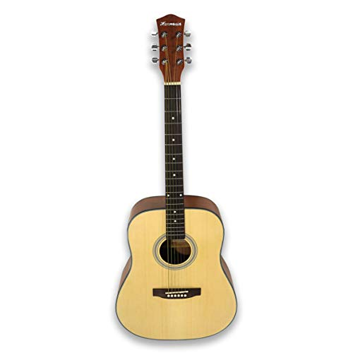 41' Dreadnought Acoustic Steel String Guitar For Beginners
