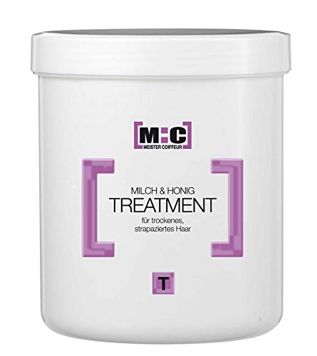 Meister Coiffeur M:c Milch & Honig Treatment T, 998 g