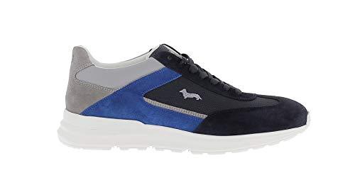 EFM201.080.6110 Blu-Blu HARMONT & Blaine HARMONT & BLAINE CALZ. Sneakers Uomo 41