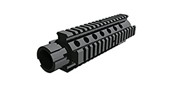 Toy M4 Barrel Extension for Nerf Models with an Interchangeable Barrel Compatible
