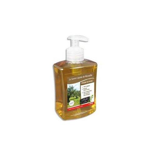 SPADO Savon Liquide de Marseille à l'Huile d'Olive Pompe 300 ml