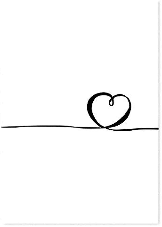 Esperando por ti ZSHSCL Arte De La Lona Pintura Cartel Decoración De La La La Guardería Decoración Imagen Decoración para El Hogar, 15X20 Pulgadas Sin Marco, Imagen 1  más descuento