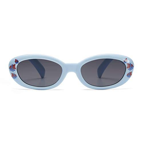 Chicco Occhiale da Sole, Bimbo 0+ Mesi, Azzurro