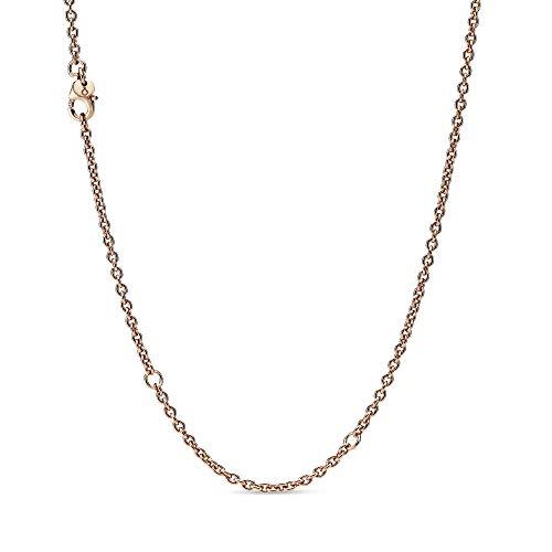 Pandora Women Vermeil Chain Necklace 388574C00-60