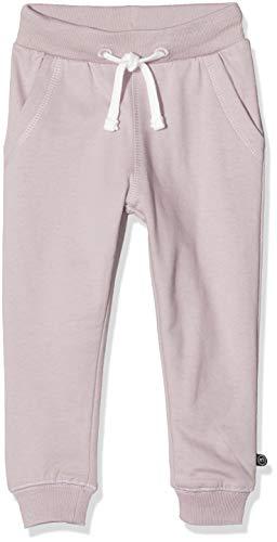 MINYMO Mädchen 2er Pack Sweat Pants/Freizeithose Hose, Violett (Nirvana 662), (Herstellergröße:146)