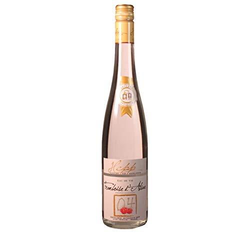 Hepp Framboise d\'Alsace Eau de Vie (04) Reserve Special 0.70 Liter