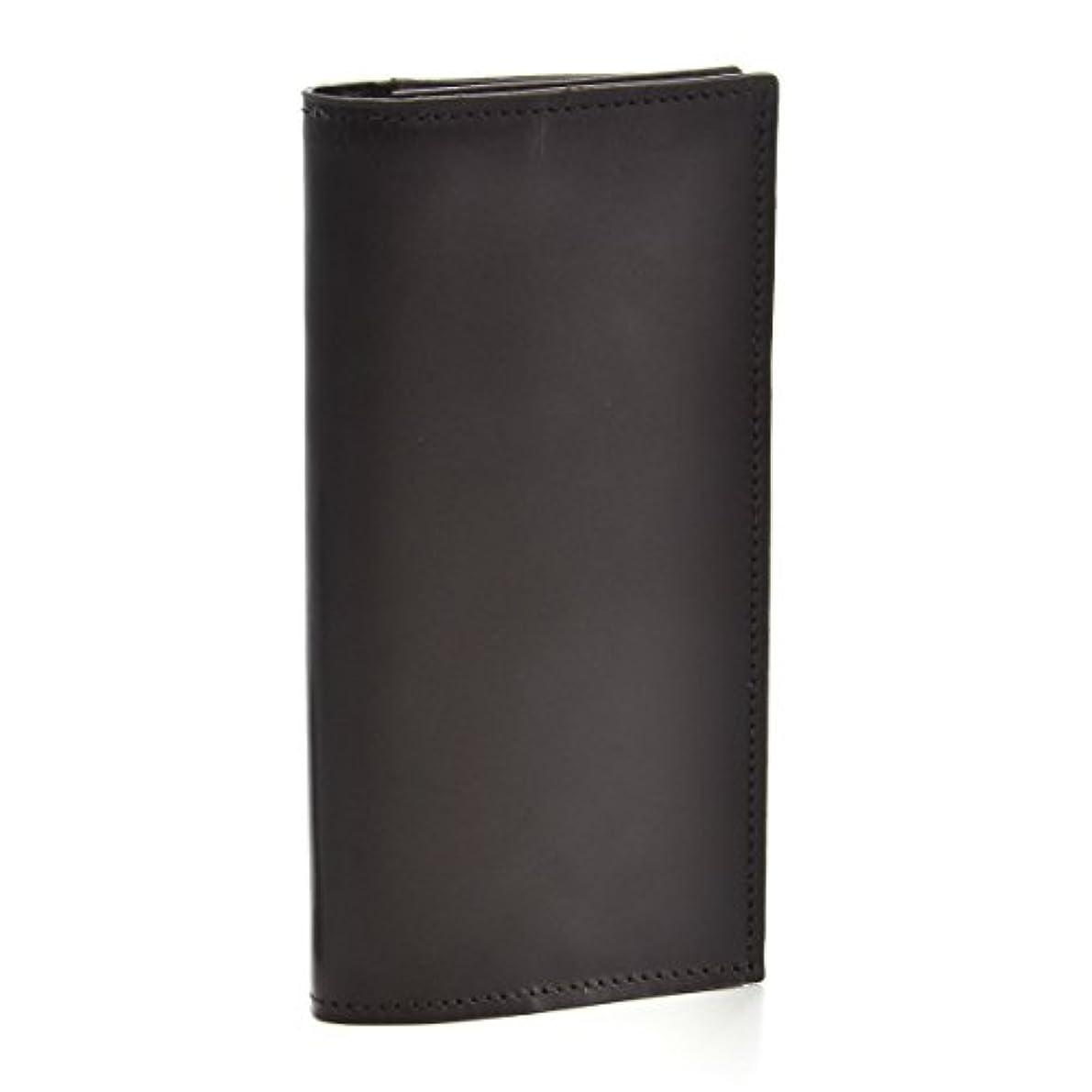 バランス浸食わずかなGLENROYAL(グレンロイヤル) 財布 メンズ BRIDLE LEATHER 2つ折り長財布 ダークブラウン 035605-0001-0001 [並行輸入品]