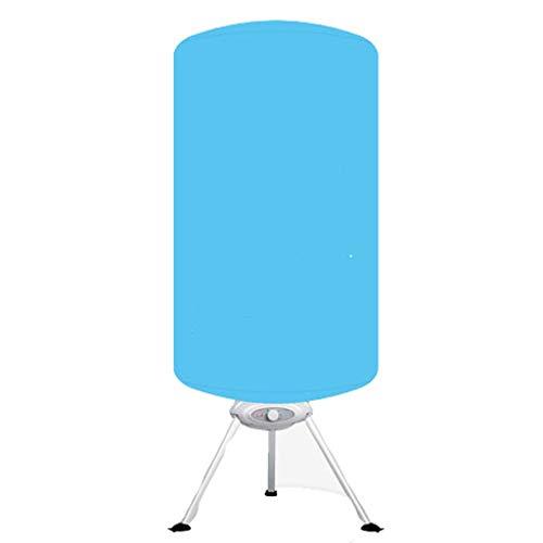 Wäschetrockner Tragbarer Elektrischer Schnell Für Innen Schrankheizung 2 Schichten Aluminiumlegierung 10KG 180 Min, 360 ° Heizung, Oxford Tuch