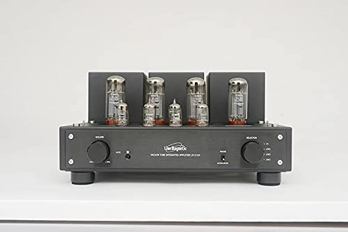 Line Magnetic Integrated Tube Amplifier LM-211IA EL344 Push-Pull 32W2(Ultralinear) 15W2(Triode)