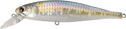 Lucky Craft Pointer 100-mm Bait (MS American Shad, 4-Inch)
