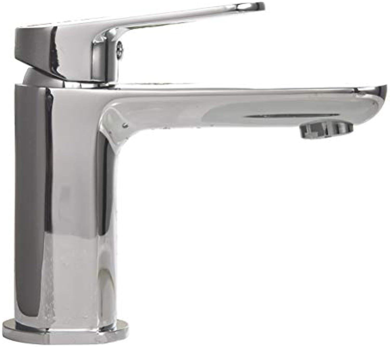 Wasserhahn Moderne Versilbert Kupfer Waschbecken Bad Heies Und Kaltes Wasser Mischbecken Wasserhahn
