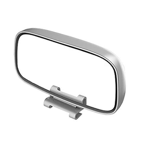 PDHZHJXB Espejos de Punto Ciego Espejo retrovisor de Aparcamiento Trasero, compatibles con Espejos de Punto Ciego del Coche Nissan Pathfinder, 3 Colores / 360 ° Ciegos retrovisores sin ángulo