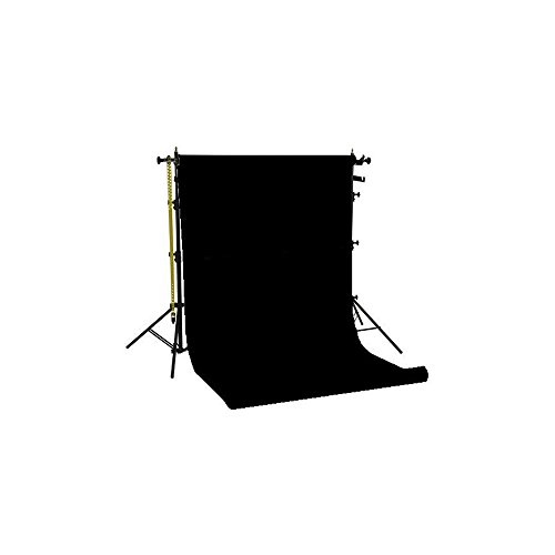 Falcon Eyes SPK-1Z 1.35 x 11 m Background System with 1 Roll - Black