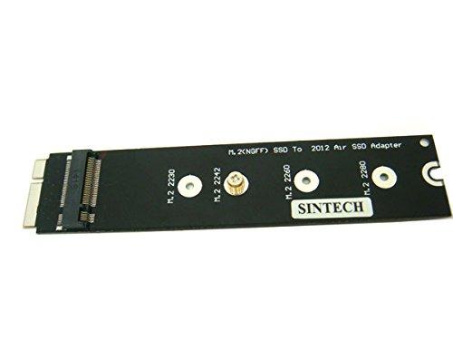 m.2 NGFF SSD zu 26pin Adapter für Upgrade SSD von 2012 MacBook Air MD224 MD223 MD231 MD232