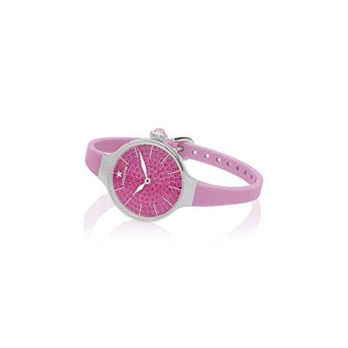 Orologio Donna Chérie Diamond 160 Silver Rosa Hoops