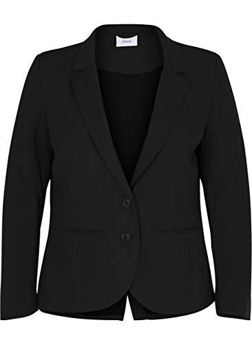 zizzi Damen Klassisch Blazer Anzug Business Elegant Jacke, Große Größen 42-56