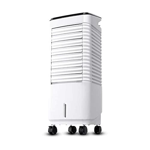 Climatizzatore Portatile Condizionatore d'aria portatile, dispositivo di raffreddamento dello spazio mobile, aria condizionata eccellente di aria calda, w / telecomando ventilatore a torre oscillante,