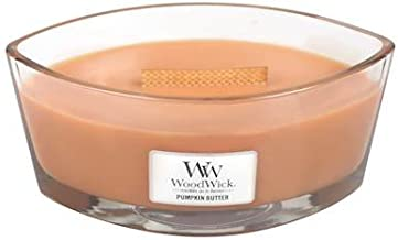 WoodWick Large Pumpkin Butter Candle