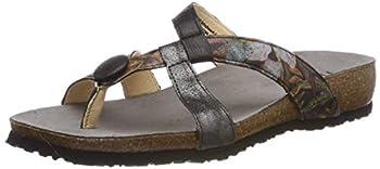Think! Women s Flip Flop Sandals Sz Kombi 09 6.5 us
