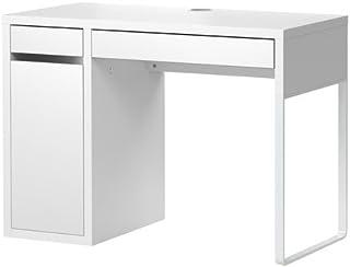 comprar comparacion Ikea MICKE escritorio en blanco; (105 x 50 cm)