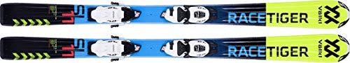 VÖLKL RACETIGER SL + VMotion 7.0 GW 2018 Junior Slalom Race Carver Skiset 117473(160)
