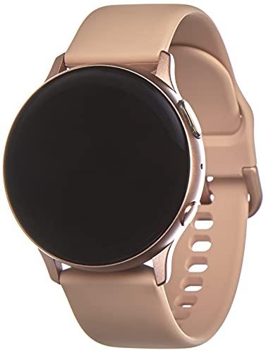 Samsung Galaxy Watch Active 2 - Smartwatch Bluetooth, Aluminum, Dorado Rosado (Rose Gold), 40 mm