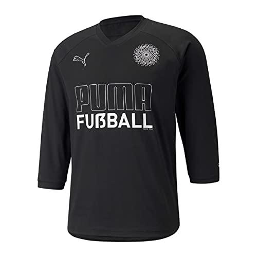 PUMA Maglietta da calcio King F03, colore nero