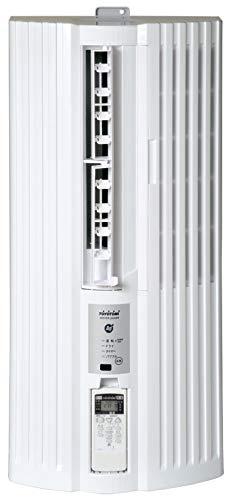 トヨトミ 窓用ルームエアコン 静音 1.6kWモデル ホワイト TIW-A160K(W)